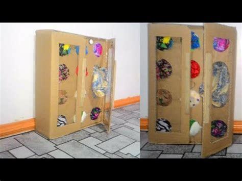 cara membuat lemari kerudung dari kardus lemari kerudung dari kardus cara tutorial youtube