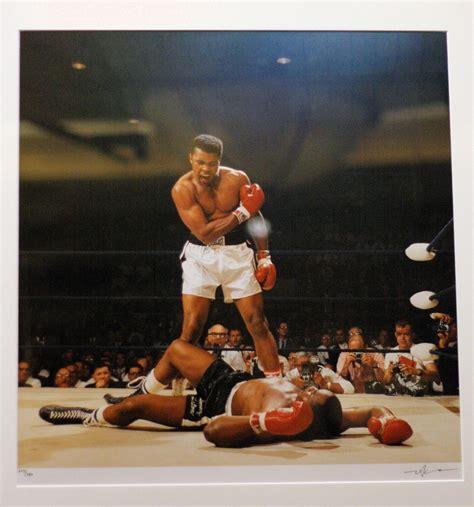 Muhammad Ali Vs Sonny Liston Ppl70079 3d Poster 0 Comments