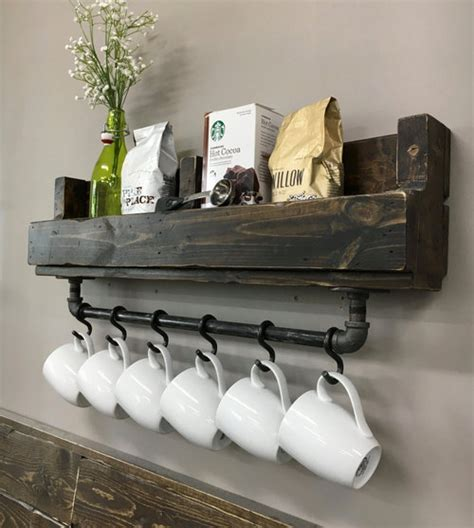creative coffee bar decor ideas  gifts considered