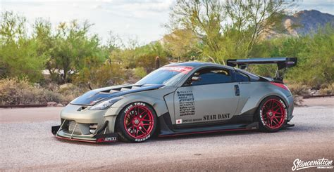 widebody cars 1000 images about nissan 350z 370z on pinterest