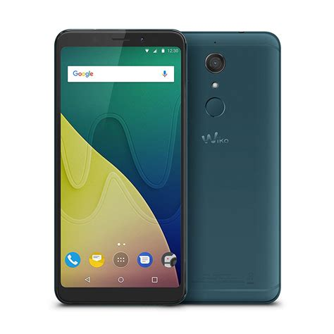 mobile view wiko view xl bleen mobile smartphone wiko sur ldlc