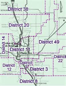 school district map colorado colorado springs relocation colorado springs neighborhoods