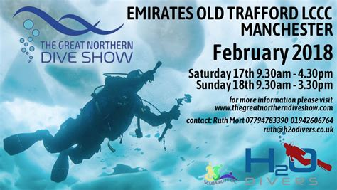dive show news the great northern dive show