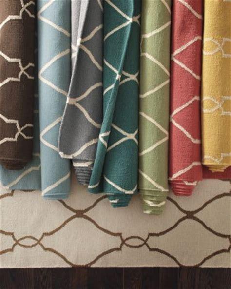 bogart flat weave wool rug bogart flat weave wool rug contemporary rugs by garnet hill