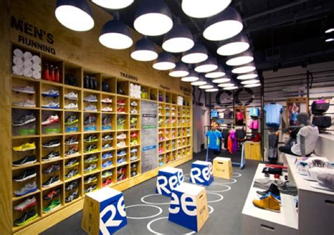 athletic shoe stores nyc reebok opens a store crossfit in new york city zdnet