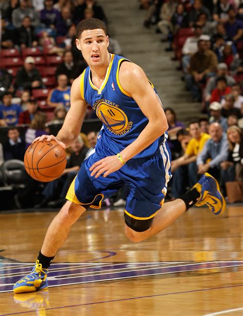 klay thompson klay thompson s parents are his allowance for getting involved in the warriors