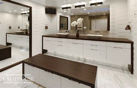 Wenge Countertop by Wenge Pastore Countertops In Bethesda Md