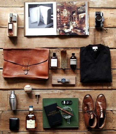 Men S Apartment Essentials | gentleman essentials gifts style jakim pinterest