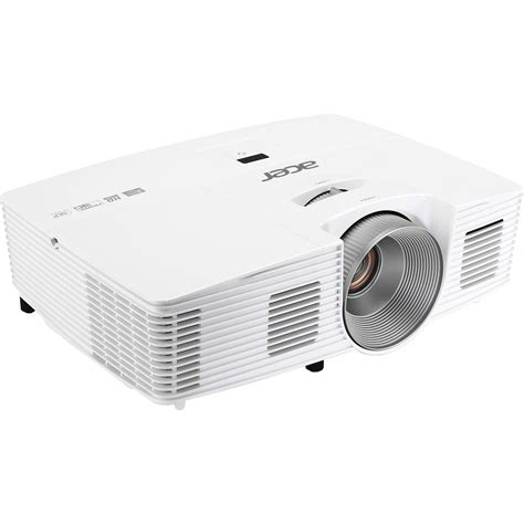 Projector Acer Dlp acer h5380bd dlp home theater projector mr jhb11 00a b h photo