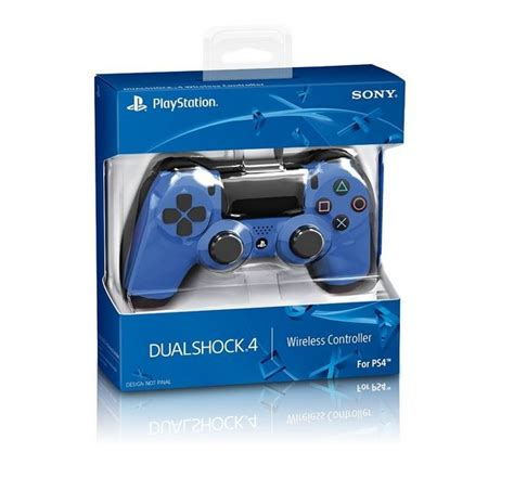 Sony Stik Ps4 Wireless Blue official sony playstation 4 ps4 dualshock 4 wireless