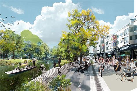 Vision World Garden City by City Looks Ahead To A Much Brighter Future Stuff Co Nz