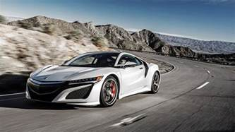 Toyota Acura Honda Acura Nsx 4k Wallpaper Hd Car Wallpapers