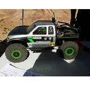 Axial Scx10 Out At Vasquez Rock  &amp RC4WD Scale