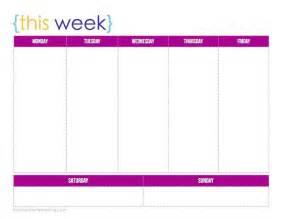 3 day calendar template blank 5 day calendar template imvcorp