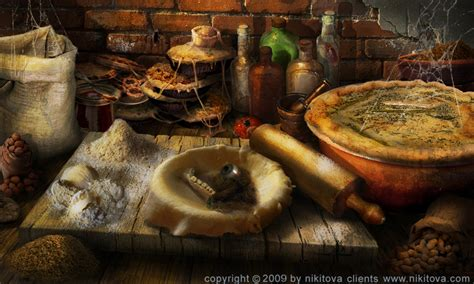 sweeney todd kitchen counter by watersell on deviantart