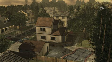 House Walking by Clementines Twd House In The Last Of Us Gaming