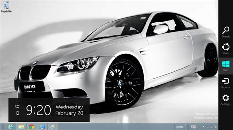 themes for windows 7 cars bmw bmw car theme for windows 8
