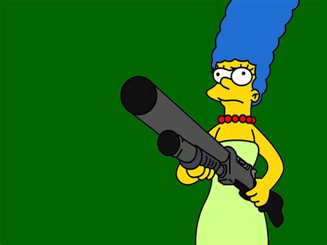 marge simpson wallpapers gallery