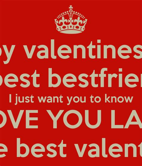 happy valentines day best friend best friend quotes quotesgram