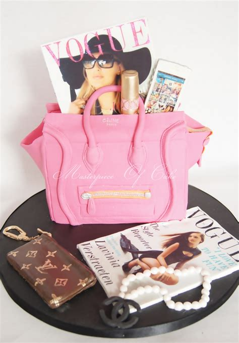 Happy Birthday Vogue by Personalized Fashion Cake Cakecentral