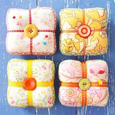 Patchwork Pincushion Pattern - our best pincushions pin cushions left and patterns