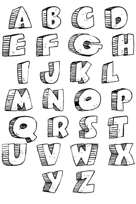 alphabet  alphabet coloring pages  kids  print