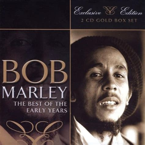 bob best of bob marley best of the early years cd