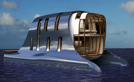 living on a boat instead of house ten exciting boats and yachts concepts yanko design