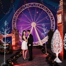 london prom themes london makes a fantastic prom theme use props like big
