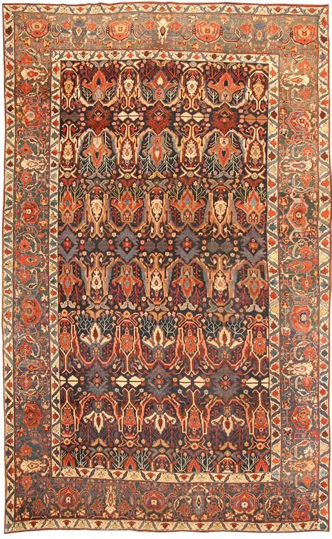 Pb Rugs Tea And Carpets Bijar Rugs And The Art Of Persian Town