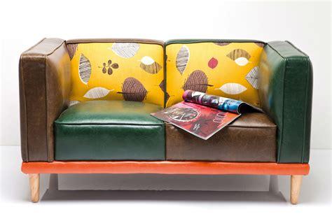 canap 233 original en cuir color 233