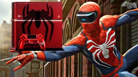 ps4 themes marvel spider man ps4 wallpapers video game hq spider man