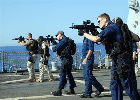 Us Navy Search File Us Navy 080619 N 2838w 025 Members Of The Visit Board Search And Seizure Vbss
