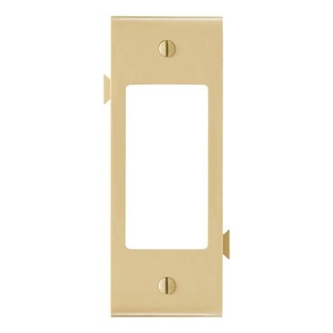 sectional plate legrand pass seymour pjsc26la center sectional wall