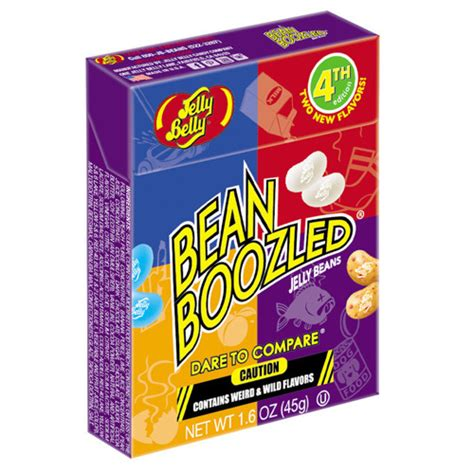 Jelly Belly Bean Boozled 4th USA Version   Jellybeans/Gums