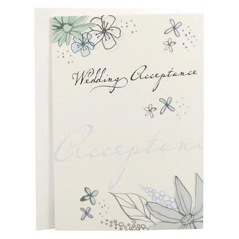 free email wedding acceptance cards wedding acceptance card wedding designs