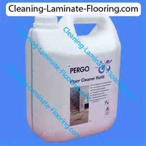 pergo refill spray cleaner 4 litre for wood laminate flooring