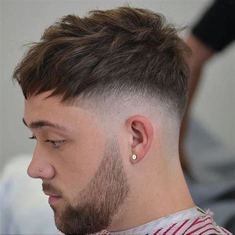 heavy male haircuts 30 best french crop haircut images on pinterest crop