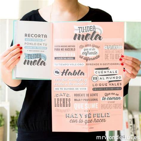 libro book of ideas mr wonderful libro quot tu idea mola porque si quieres puedes quot book mr wonderful libros