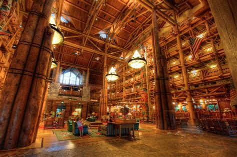 Home Interior Design Orlando by The Rustic Design Inspiration Of Disney S Wilderness Lodge