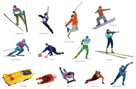 Home Design Elements 2014 Winter Olympic Clipart 61