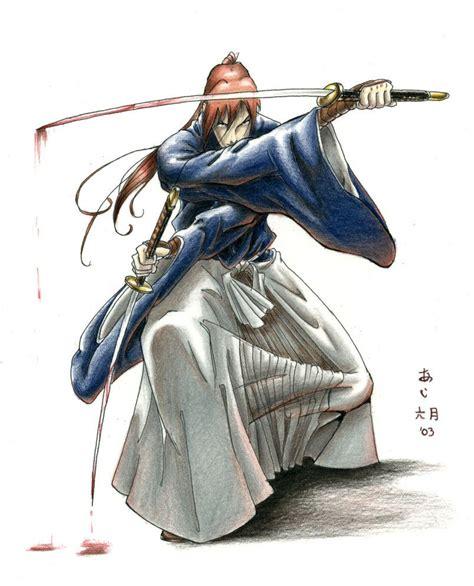 Samurai X 30 samurai x battousai by ai dax animation o o