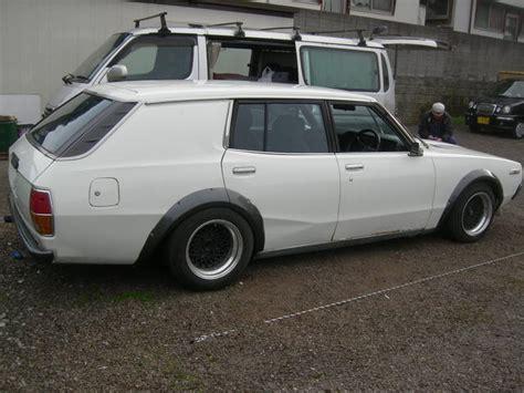 skyline wagon wagon master nissan skyline vbc110 japanese nostalgic car