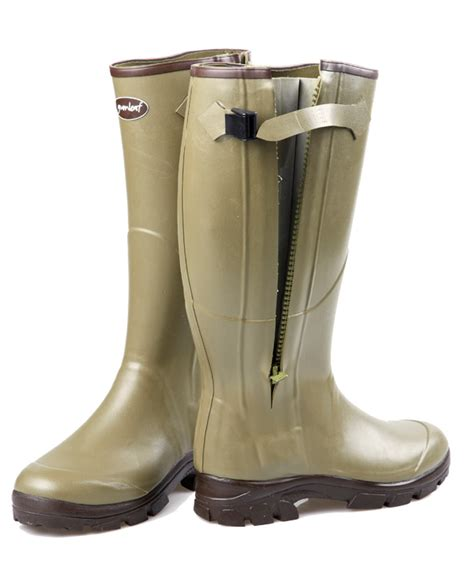 S Zipper Rubber Boots by Gumleaf Royal Zip Rubber Boot For Gumleaf Usa