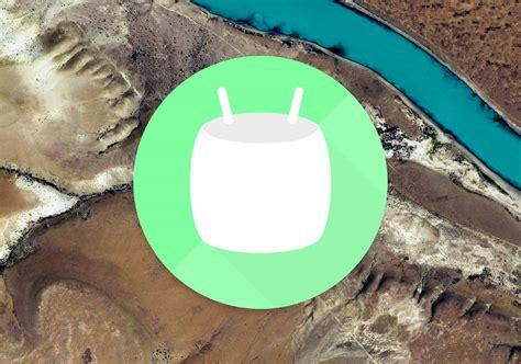 android  marshmallow une premiere liste de terminaux