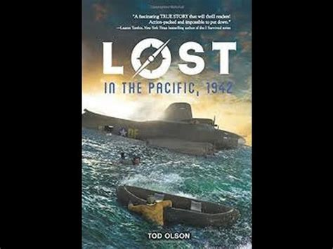the lost book report book report lost in the pacific 1942 by tod