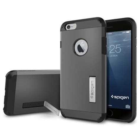 Iphone 6 6g 6s Casing Cover Spigen Rugged Armor Bumper best rugged cases for iphone 6 plus