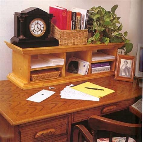 woodworking plans desk organizer  woodworking