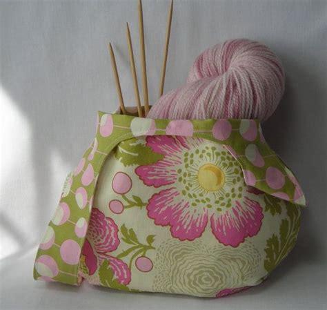 knitting project bag pattern japanese knot bag knitting project bag crochet project