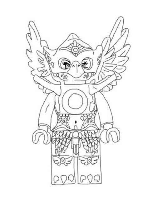 lego chima coloring pages eagle my free coloring pages